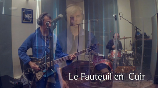 The Little Dans l'émission Note in Blue en mai 2018